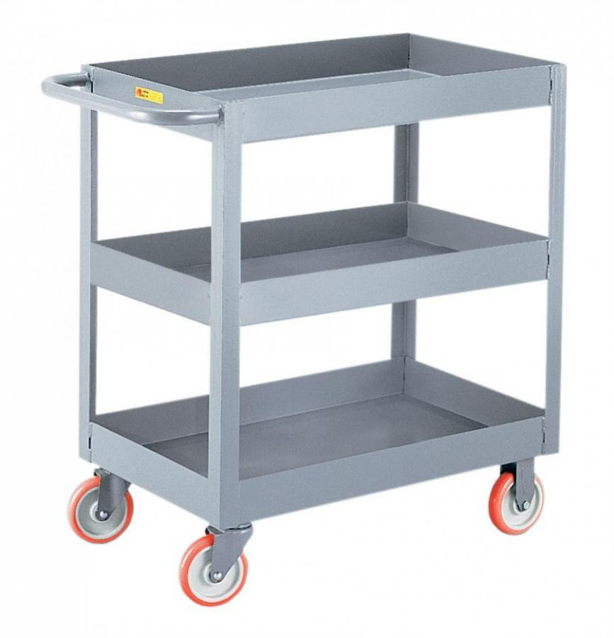 3 INCH DEEP TRAY TRUCK 3 SHELVES