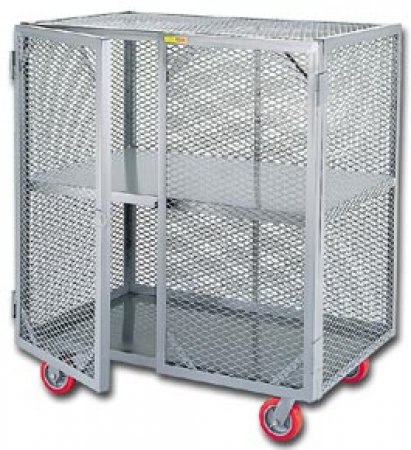 Heavy Duty Mobile Storage Locker