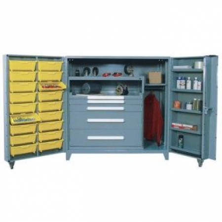Lyon All Welded Maintenance Center Cabinet 1101F2