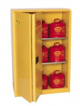 BI-FOLD DOOR SAFETY CABINETS
