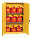 SAFETY CABINET AND CAN COMBO