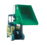 HEAVY DUTY FORMED BASE HOPPERS