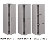 DLCU HD 24 WIDE 36 DEEP LOCKERS