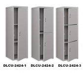 DLCU HEAVY DUTY WIDE LOCKERS