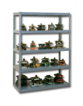 High-Capacity Shelving