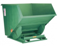 LARGE VOLUME SUPER HEAVY DUTY HOPPERS