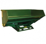 LARGE VOLUME LOW PROFILE HOPPERS