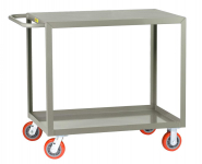 2,000 POUND CAPACITY WELDED SERVICE CARTS