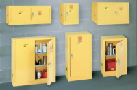 LYON FLAMMABLE STORAGE CABINETS