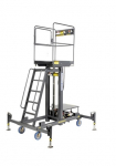 Telescoping 2 Person Maintenance Lift
