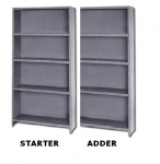 CLOSED CLIP TYPE SHELVING