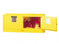 PIGGYBACK SAFETY CABINETS