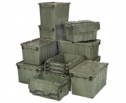 QDC Attached Top Containers