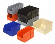 Stackable Shelf Bins