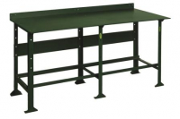 SUPER HEAVY DUTY PLATE TOP BENCH