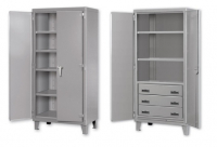 SUPER HEAVY DUTY STORAGE CABINETS
