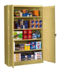 TENNSCO JUMBO STORAGE CABINETS