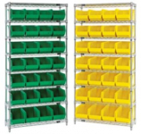 All Shelving & Bin Complete Packages