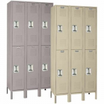 DOUBLE TIER QUICK SHIP LOCKERS