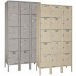 FIVE TIER QUICK SHIP LOCKERS